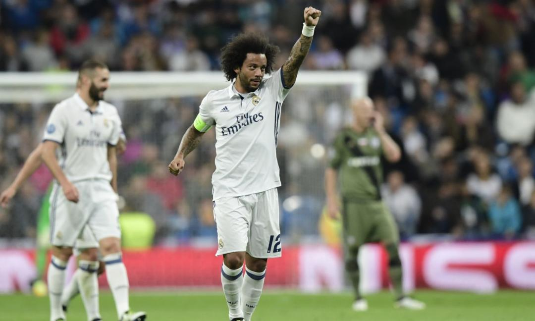 Juventus-Real, Ramos e Marcelo per il bis: