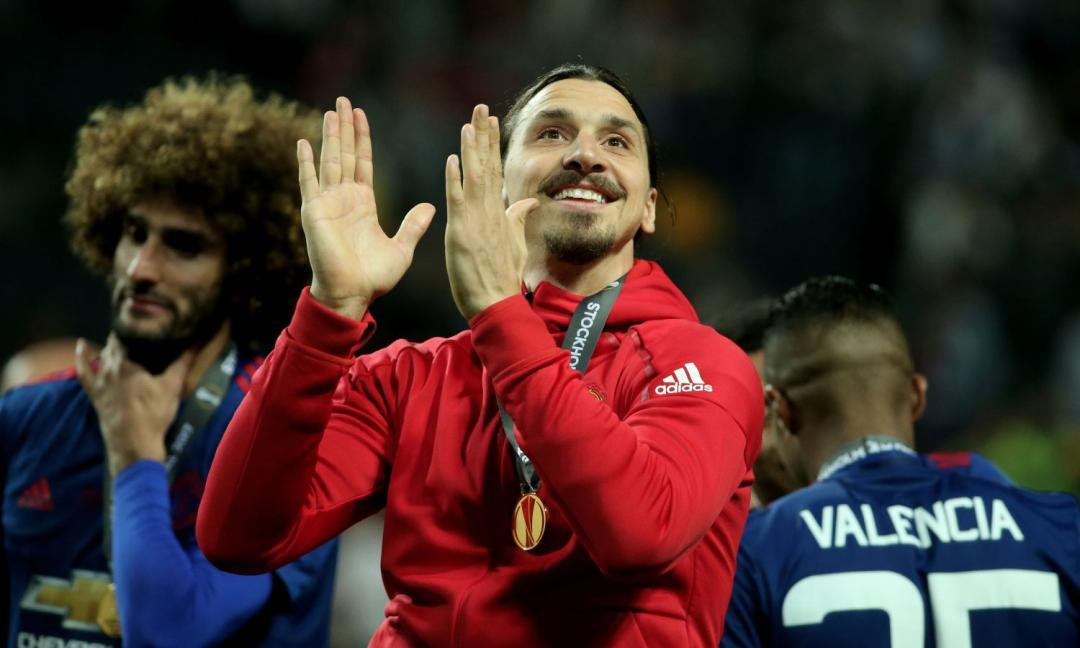Manchester United, niente rinnovo per Ibrahimovic