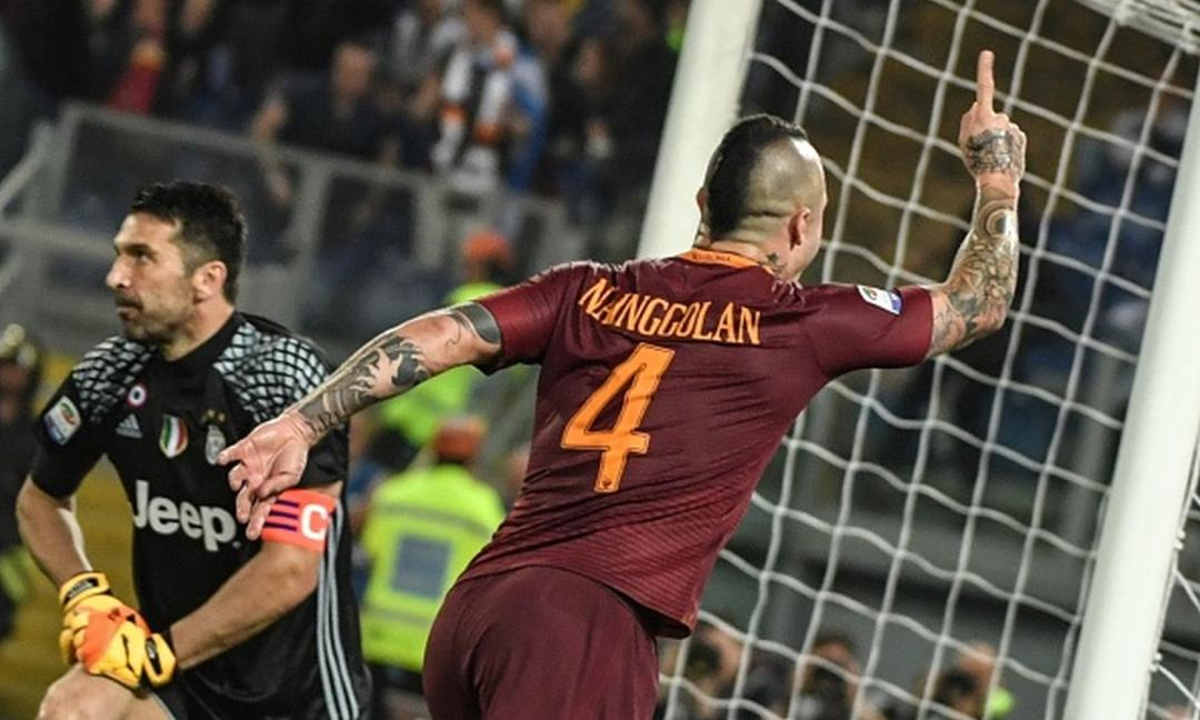 Roma-Juventus: come vedere la partita in tv e in streaming