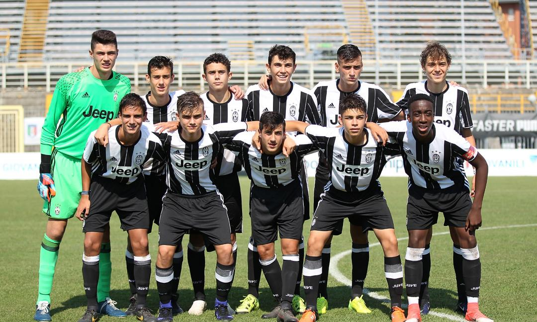Juve campione d'Italia Under 15: rivedi la partita VIDEO INTEGRALE