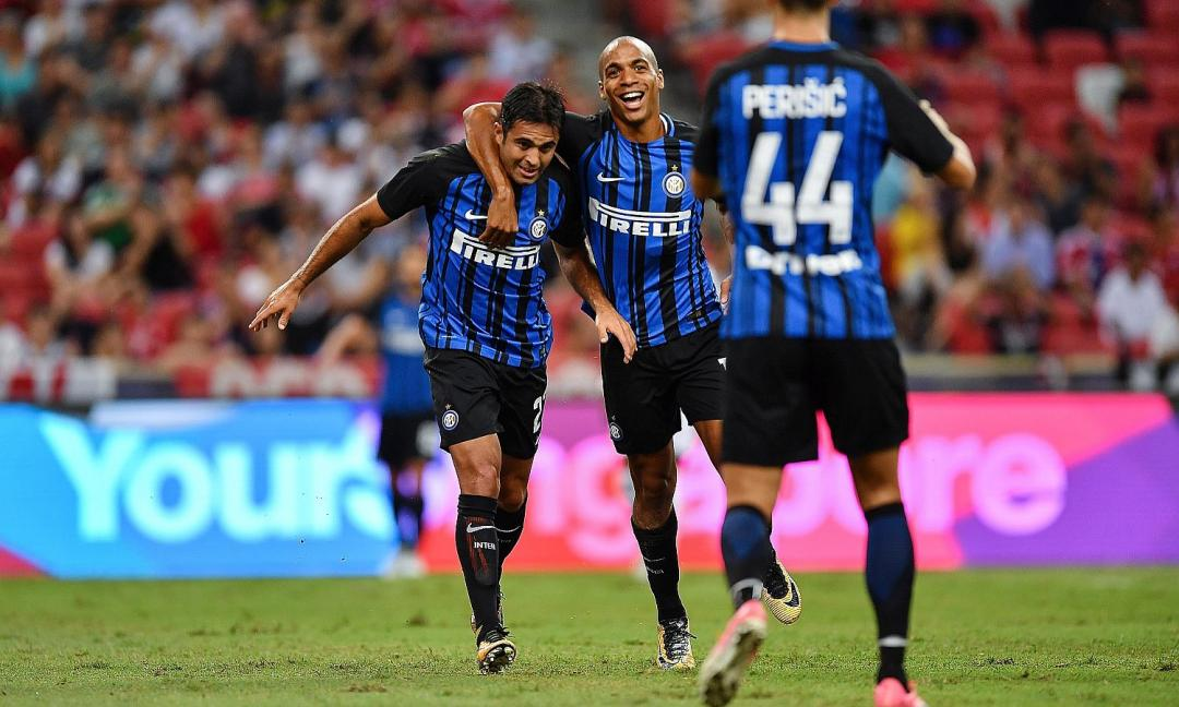 Inter-Villarreal 3-1: in rete Eder, Jovetic e Brozovic