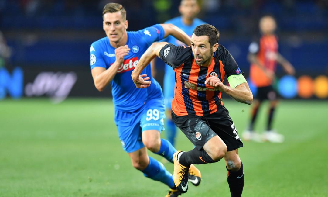 Champions League, Srna choc: positivo all'antidoping dopo Shakhtar-Napoli?