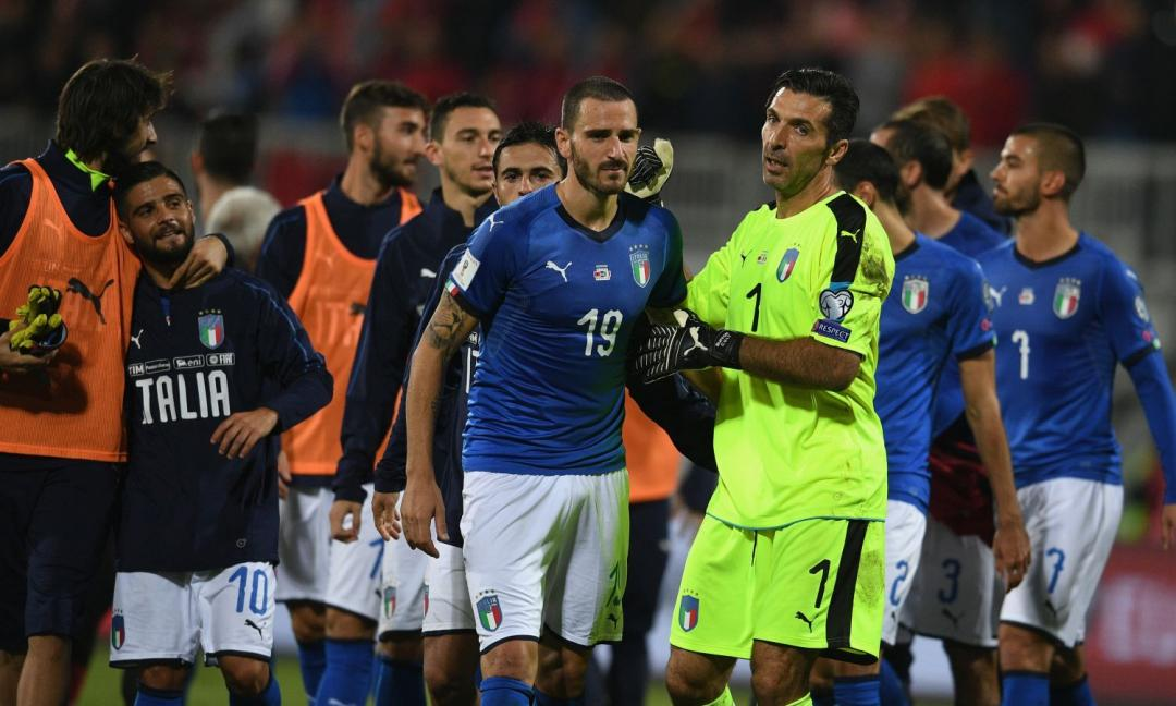 UEFA Nations League: Italia, come previsto, in Lega A