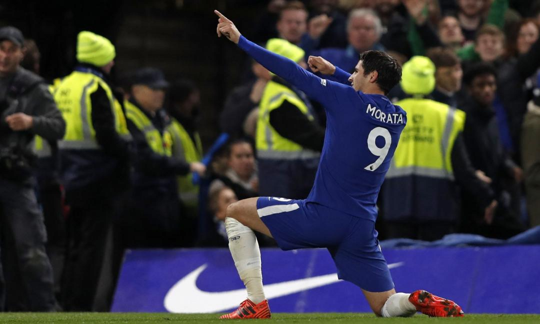 Chelsea, Morata e l'addio al Real: