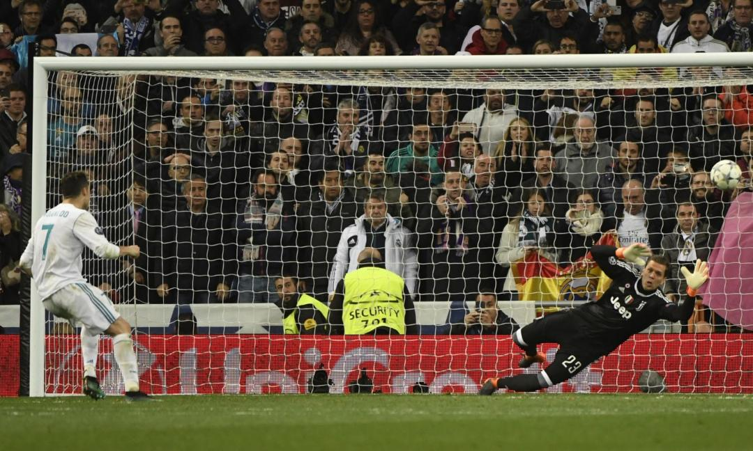 Real Madrid-Juventus 1-3, video moviola: Benatia-Lucas Vazquez, rigore non c'era