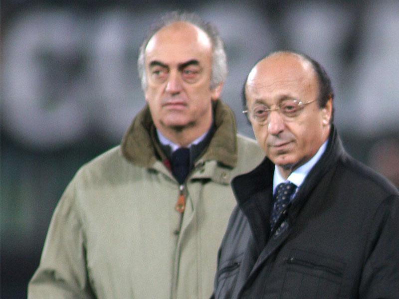 Moggi: 'Marotta può soffiare un colpo di mercato alla Juve'