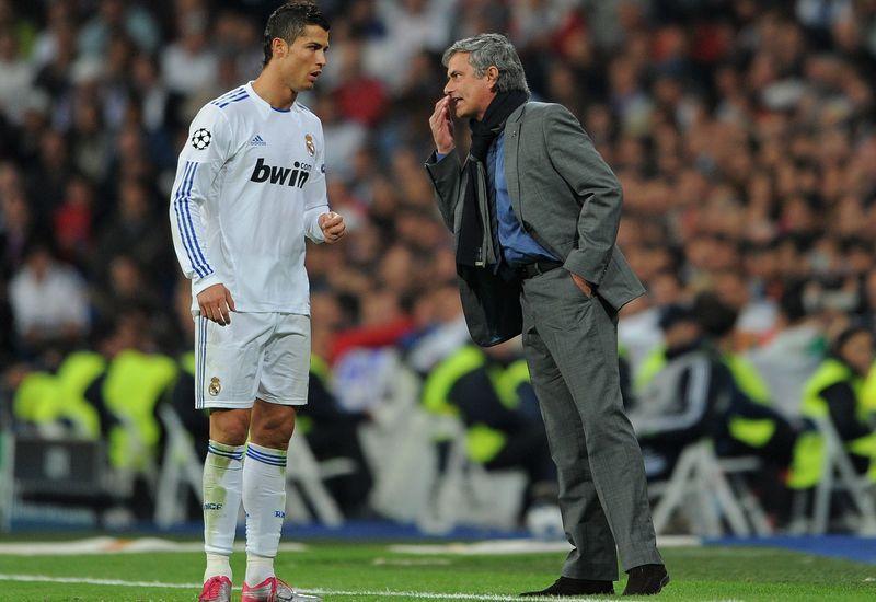 Mourinho: 'Ronaldo? Sarà sempre protagonista, gli altri giocatori…'