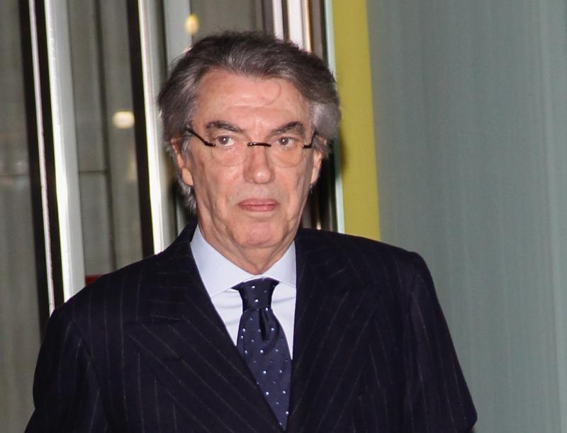 Moratti: 'Preoccupato per l'Inter, in Cina sono accadute cose gravi'