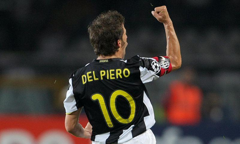 Del Piero racconta il numero 10 su Sky: 'Un onore averlo indossato dopo...' VIDEO