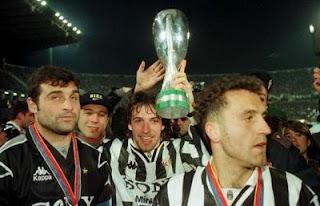 15 gennaio 1997: Psg ko, la Juve vince la Supercoppa Europea