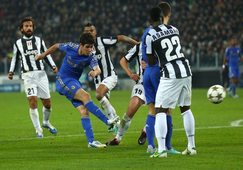 Juve, ancora contro il Chelsea campione d'Europa: con Conte andò bene