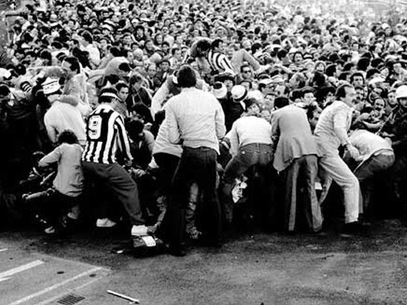 29 maggio 1985: la strage dell'Heysel