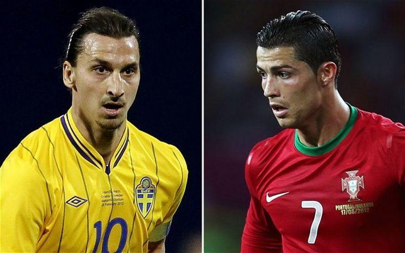 'Ibrahimovic attacca Ronaldo', ma l'intervista è una fake news
