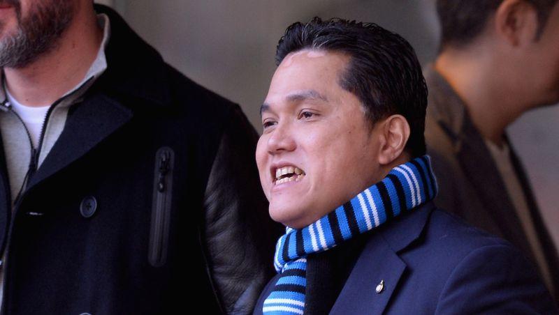 Thohir a sorpresa: 'Il mio calciatore preferito? Gioca nella Juve'
