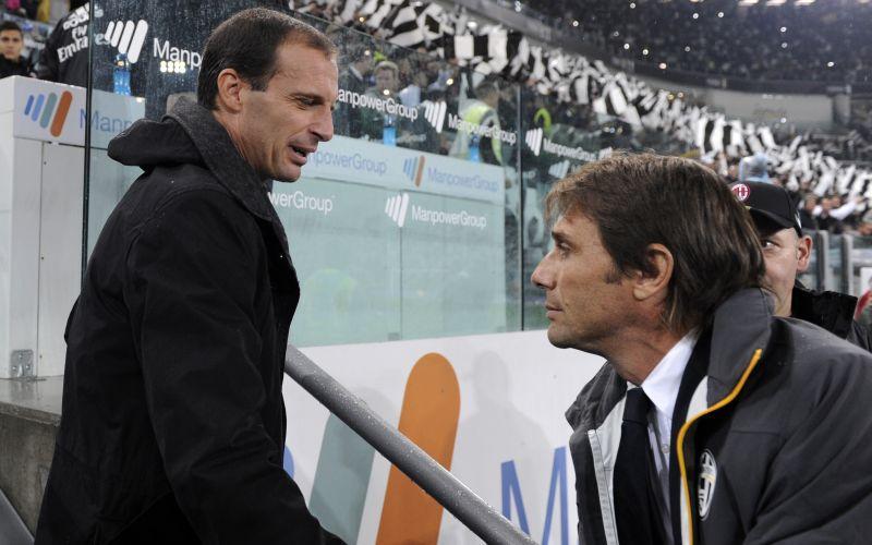 Conte apre ad Allegri al Chelsea: 'Tutto è possibile'. Ma la Juve...