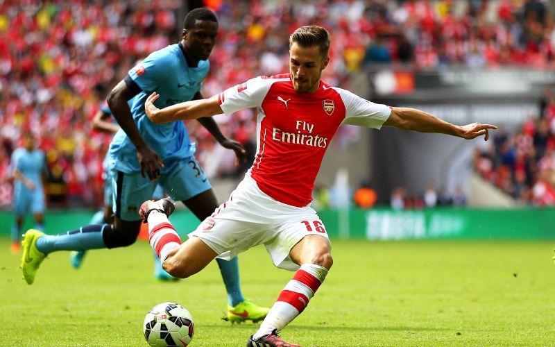 Ramsey, l'entourage smentisce l'assalto di un club