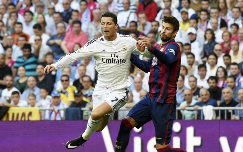 Piqué non vuole la Juve: 'Cresciuta tanto con Ronaldo'