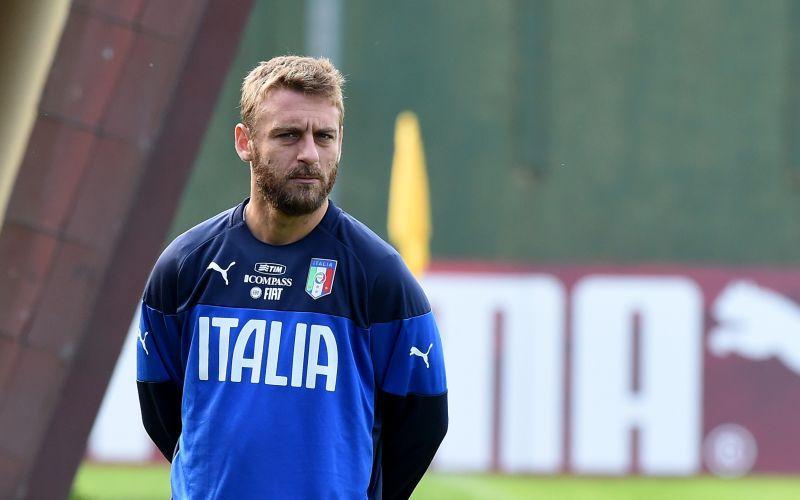 De Rossi: 'Mi sono tolto la maglia dell'Italia per l'ultima volta. Ventura...'