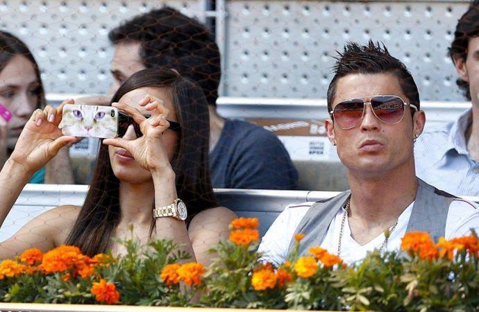 Due ore di tennis e tanto allenamento: la giornata di Cristiano Ronaldo