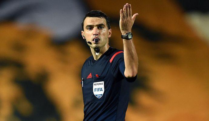 Champions, designato l'arbitro di Dynamo Kiev-Juve. C'è un precedente