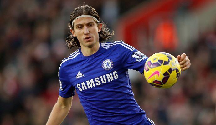 Filipe Luis: 'Al Chelsea c'era un giocatore che sembrava Messi'