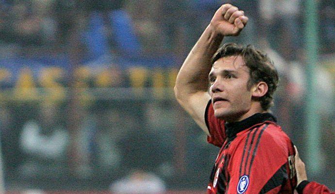 Verso la Juve, Shevchenko carica il Milan: 'Al vostro fianco!' VIDEO