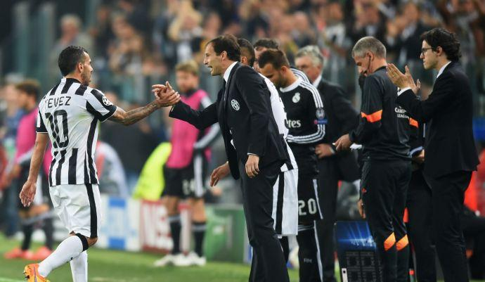 16 settembre 2014: Juve, Tevez segna con il Malmoe. 2000 giorni dopo...