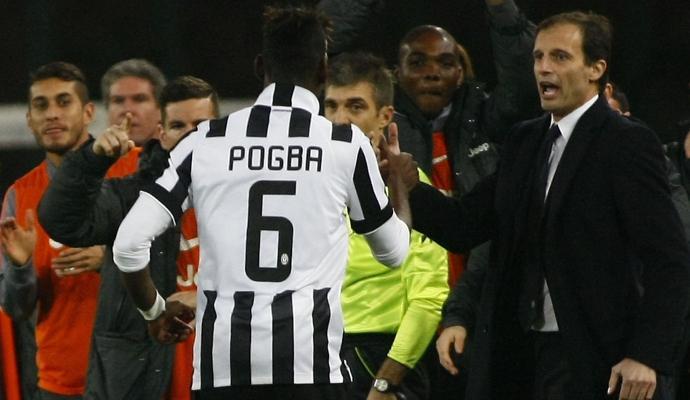 Juve, ecco chi va allo United in cambio di Pogba