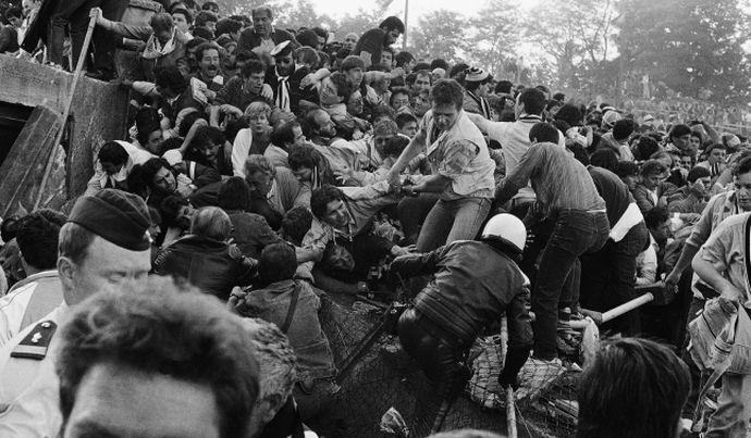 Heysel, un sopravvissuto: 'Una foto e poi il buio, ecco cosa accadde'