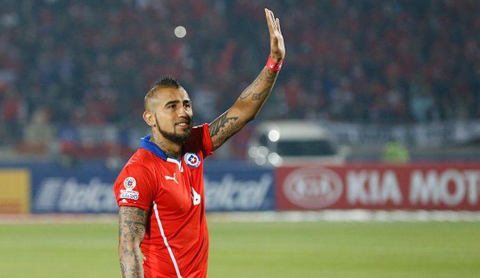 Vidal ci ripensa: non si ritira dalla Nazionale