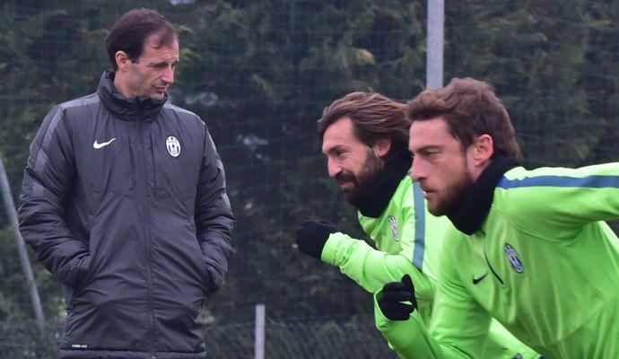 Marchisio punge Allegri: 'La Juve deve dominare il gioco, non solo sacrificio'
