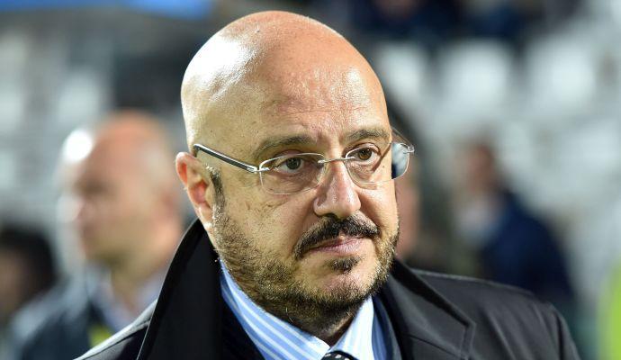 Udinese, Marino: 'La mentalità è cresciuta, ma la Juve...'