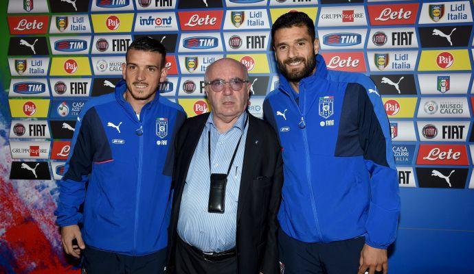 Italia: Tavecchio promette un premio ai calciatori in caso di qualificazione
