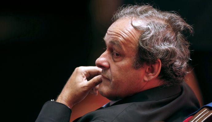 FIFA, Platini attacca: c'è anche Blatter nel mirino