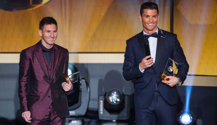 Ronaldo Jr esalta Messi: 'Il mio idolo'. Ma l'account è falso FOTO