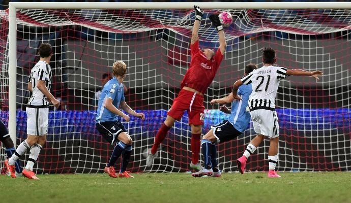 Juve-Lazio, i casi più curiosi della Supercoppa: da Nedved a Gheddafi VIDEO