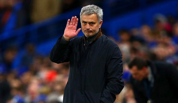 Mou applaude la Juve: 'CR7? Che colpo. Ma Darmian...'