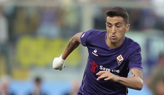 Inter, centrocampo viola: dopo Borja Valero c'è Vecino
