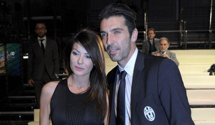 Ilaria D'Amico: 'Incredibile: ho lasciato il calcio prima io di Buffon!'