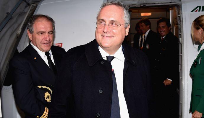 La furbata di Lotito: vuole un vantaggio sulla Juve e se ne frega delle responsabilità