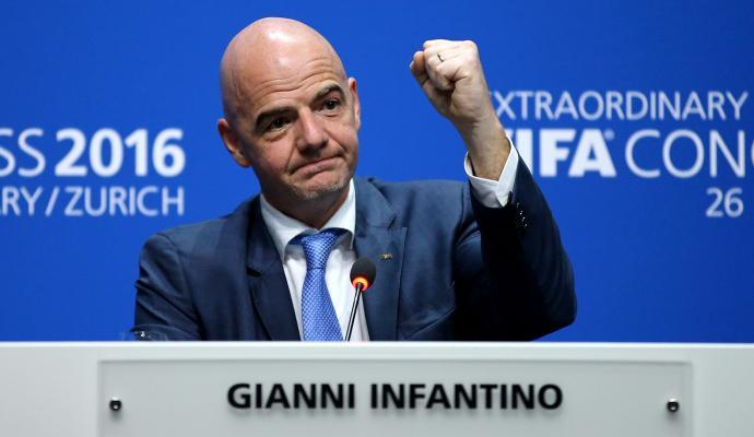 Elezioni FIFA, Infantino scioglie le riserve sulla candidatura