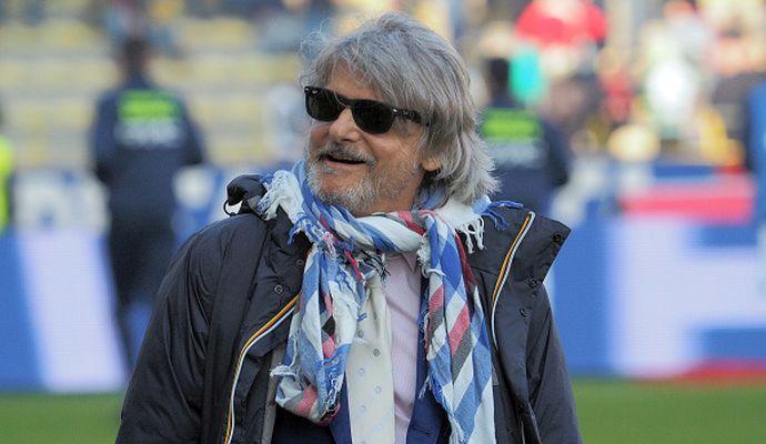 Ferrero annuncia: 'Schick è fatta, va alla Juve. Lo desidera lui'