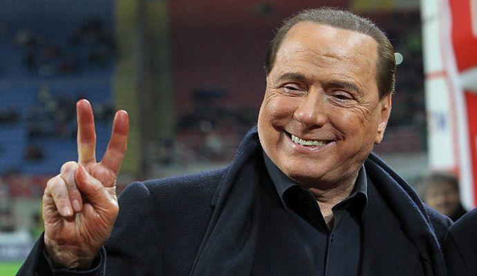 Berlusconi: 'Milan? Non torno indietro, porto il Monza in A'