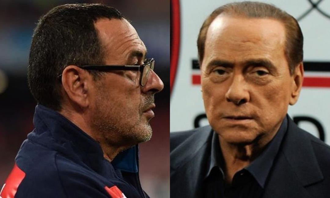 Sarri poteva essere al Milan: quando Berlusconi lo bocciò perché 'comunista'