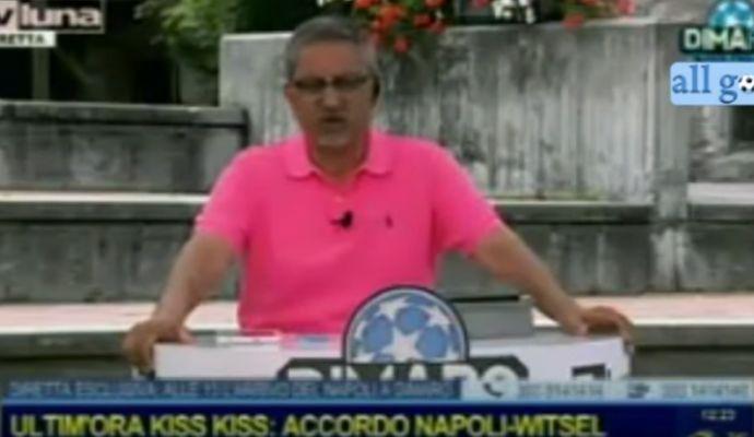 Alvino attacca la Juve: 'Io provo solo disgusto!' VIDEO