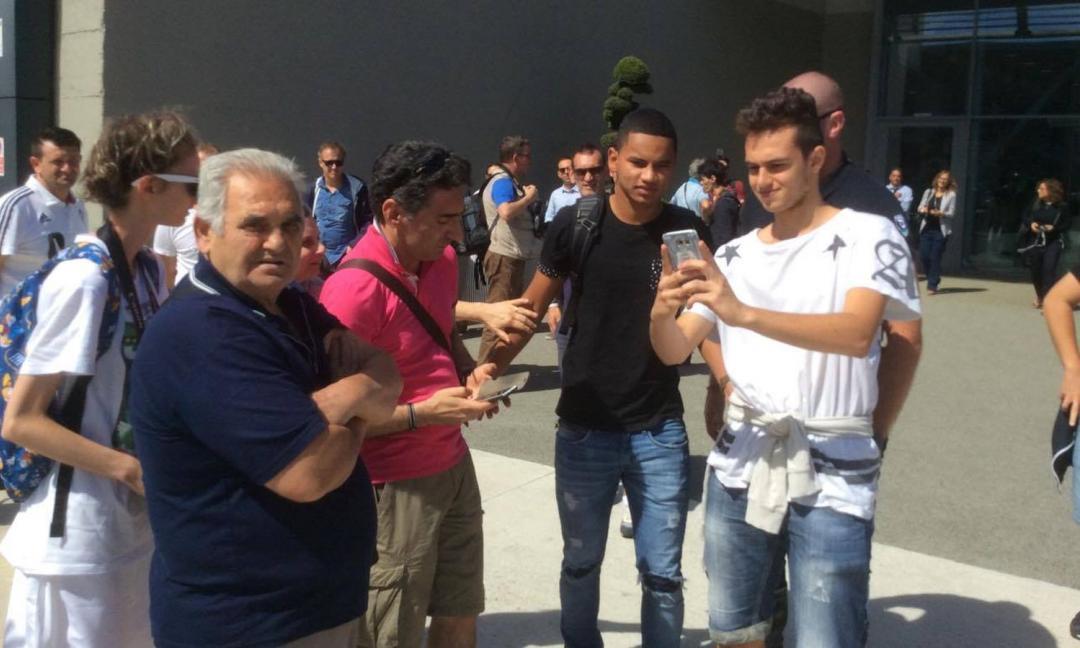 Juve-Sassuolo, contatti per un altro giovane