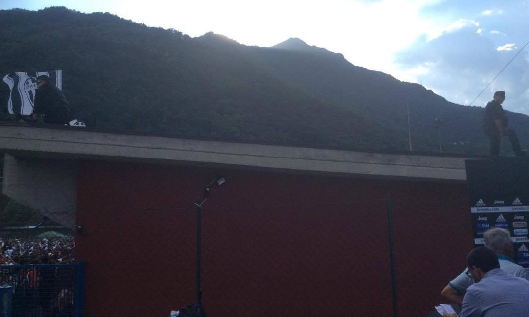 Il piano sicurezza per Villar Perosa: a che ora aprono i cancelli