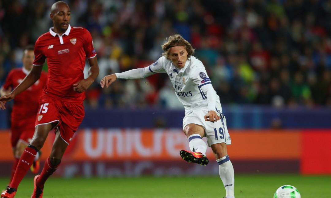 Dalla Spagna: anche la Juve vuole Modric