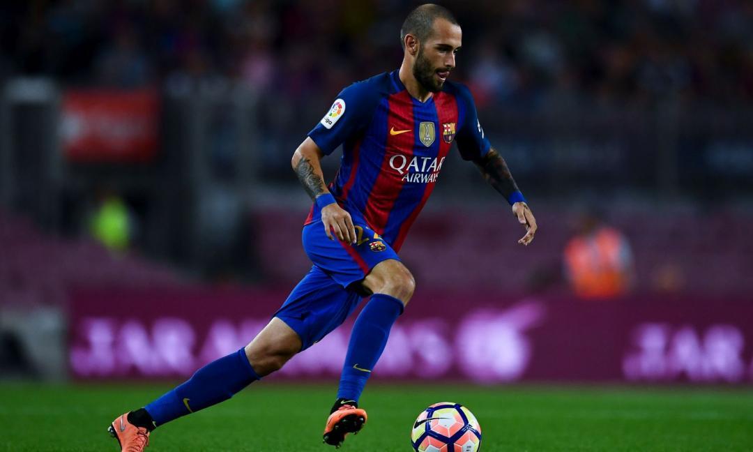 Dalla Spagna: un terzino del Barcellona come sostituto di Dani Alves