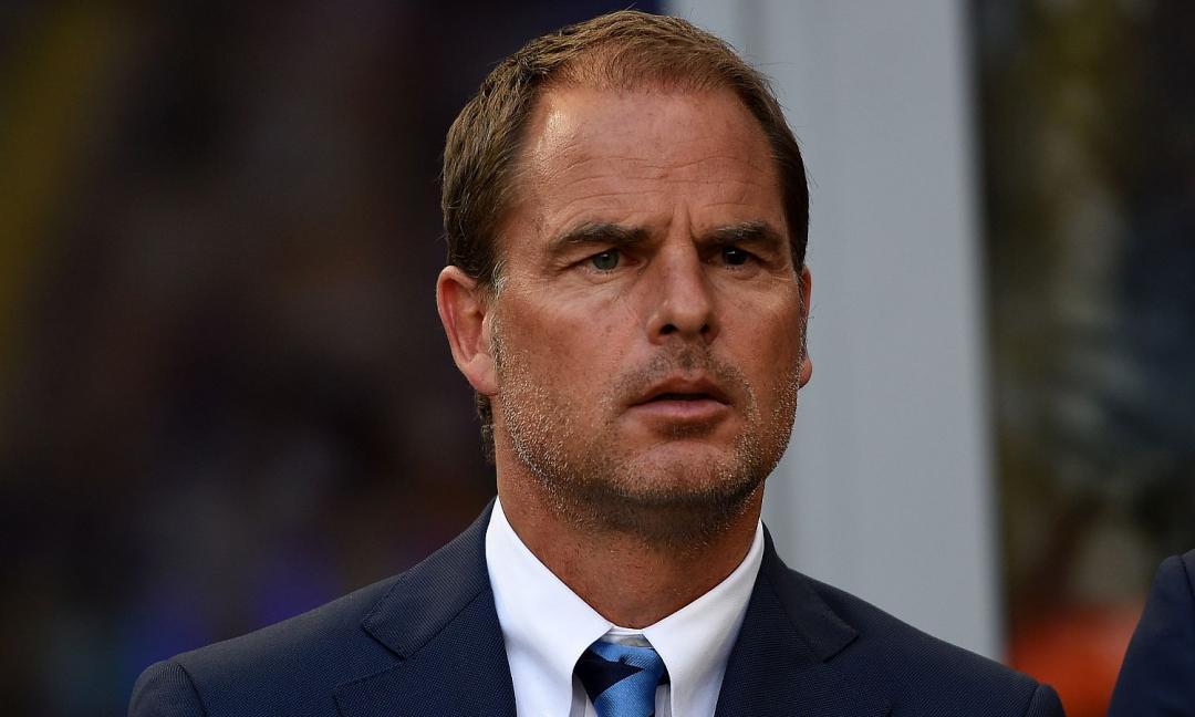 De Boer: 'In Francia c'è un giocatore pronto per la Juve'